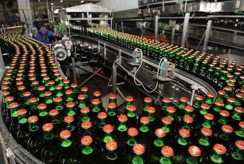 啤酒输送机